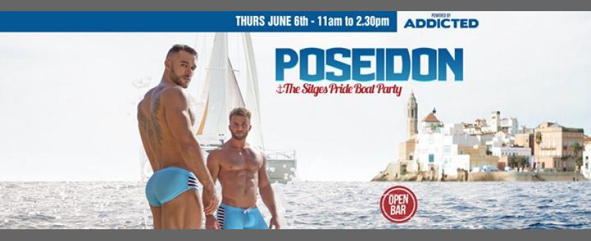 POSEIDON - The Pool Party