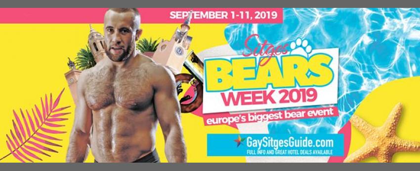 Bears Week Sitges - September Edition