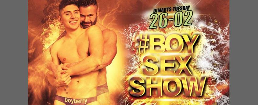 Boysexshow
