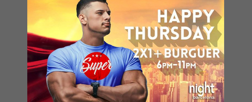 Super Happy Thursday