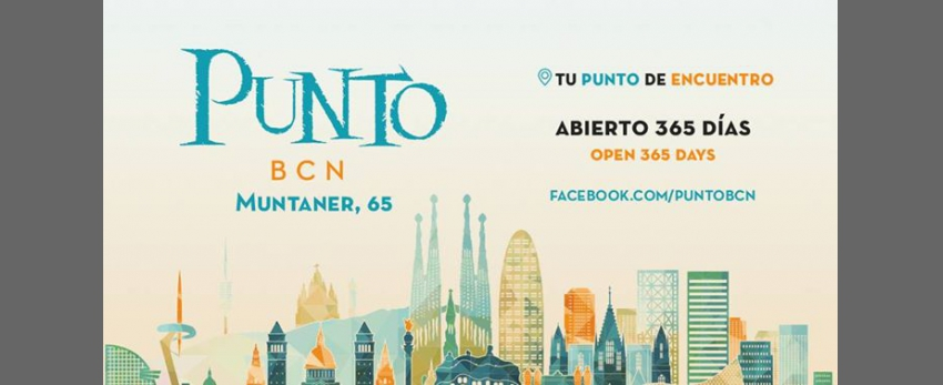 Punto BCN · Gay Meeting Point (Muntaner 65)