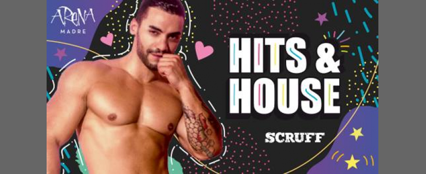 HITS & HOUSE · Arena Madre (Balmes 32)