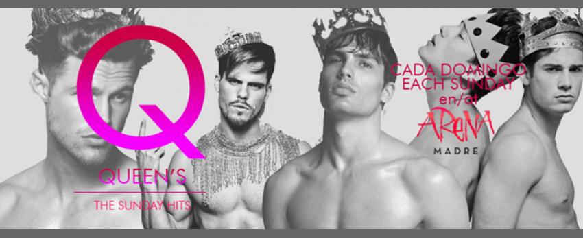 Queen's The Sunday HITS en Arena Madre Balmes, 32