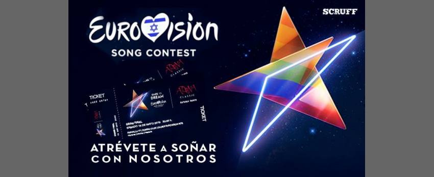 Eurovision Song Contest Party 18/05 | Arena Classic