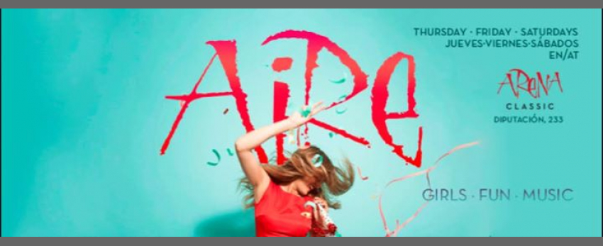 Aire Chicas · Pop Lesbian Party