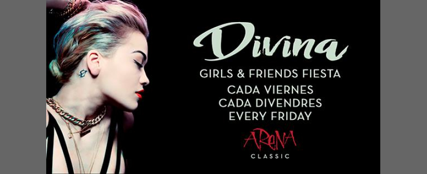 DiViNA GiRLS & FRiENDS FiESTA