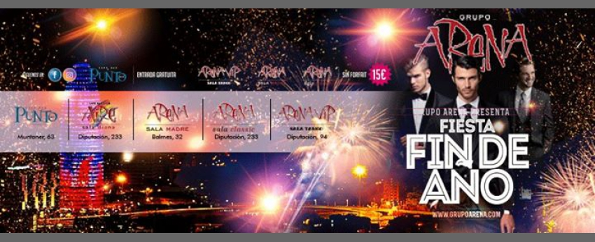 fiesta gay barcelona fin de año