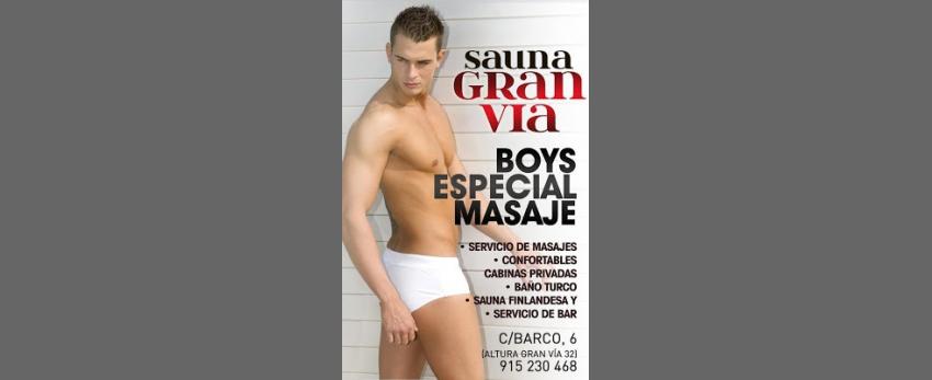 Sauna Gran Vía