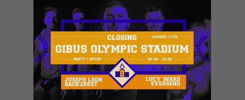 Gibus Olympic Stadium - Closing