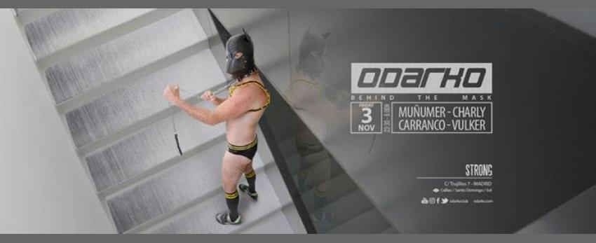 ODARKO (Behind The Mask)