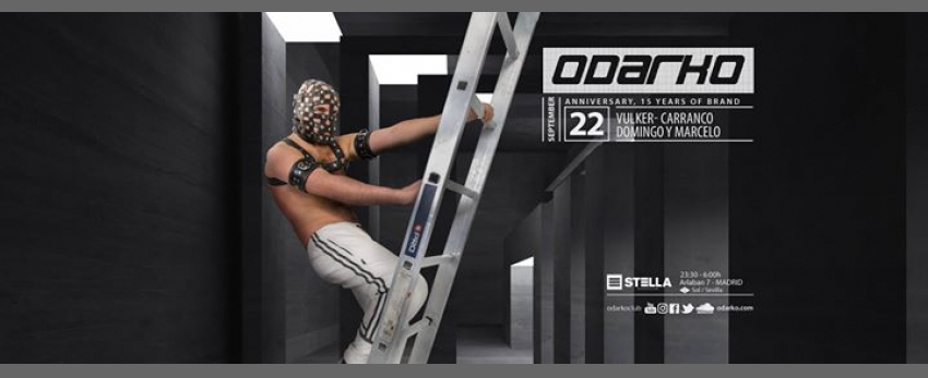 Odarko (Anniversary 15 Years Brand)