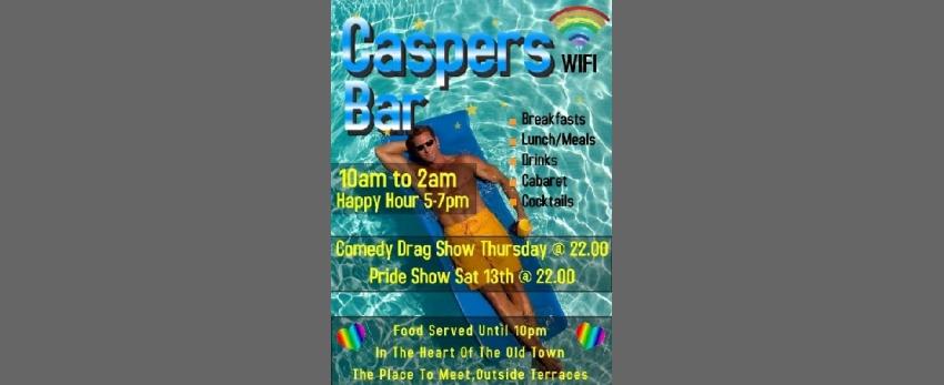 Caspers Bar