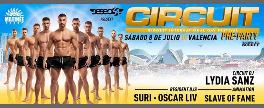 Circuit Festival 2017 Pre Party