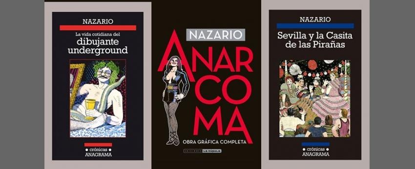 Presentació literària · Nazario