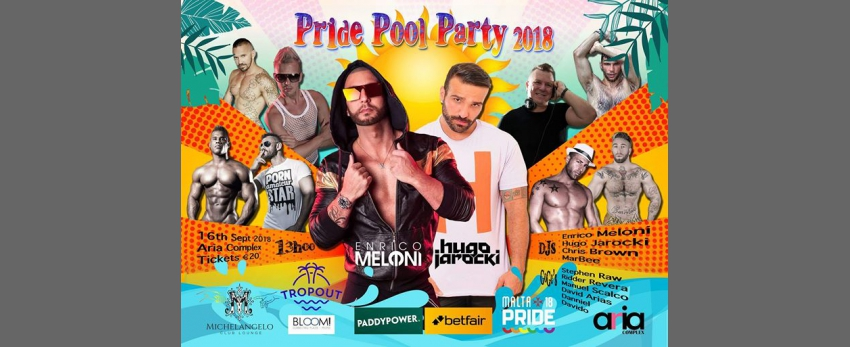 PRIDE POOL PARTY