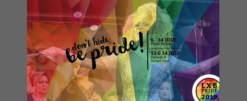 Luxembourg Pride 2019 | Street Festival