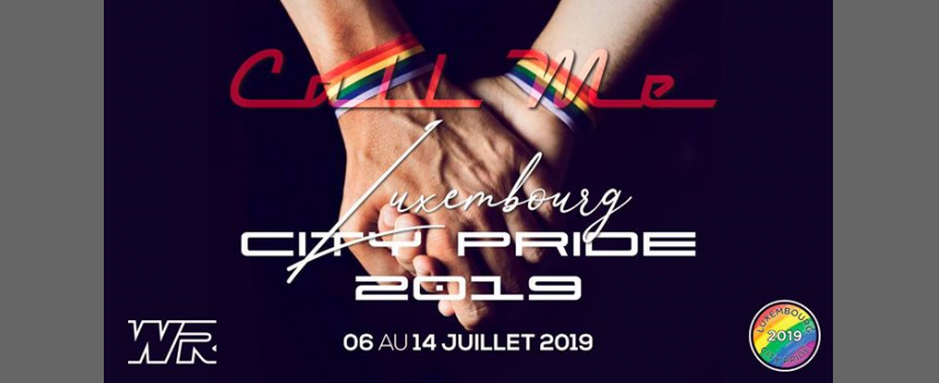 Luxembourg City Pride 2019