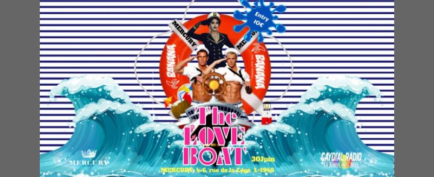 Banana Love Boat
