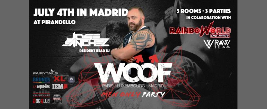 Woof Madrid #1