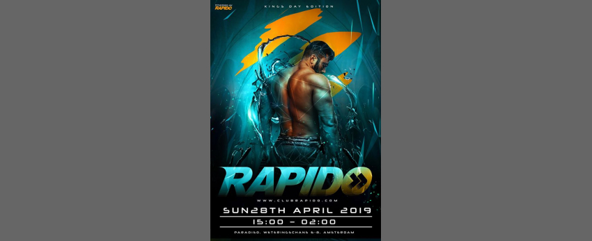 Rapido - the King edition