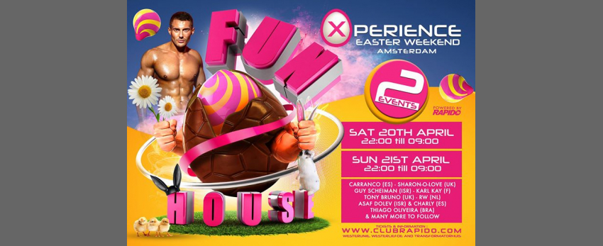 FunHouse Easter Xperience