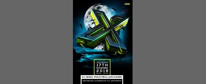 X-AMS - the november edition