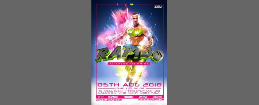 Rapido - the PRIDE Edition