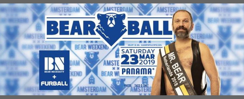Mister Bear Netherlands 2019 Election & Bear-Ball (ABW2019)