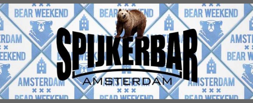 Pre Bear BLUE Thursday (ABW2019)