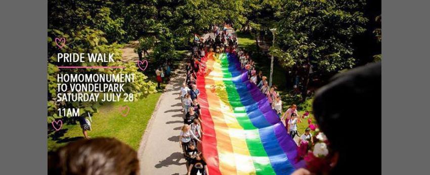 Pride Walk Amsterdam 2018