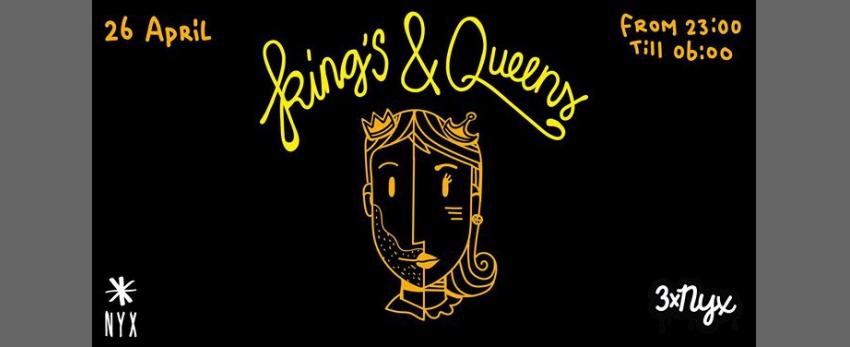 King's & Queens (Kingsnight)