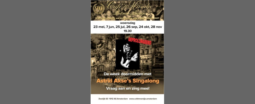 Astrid Akse's Singalong