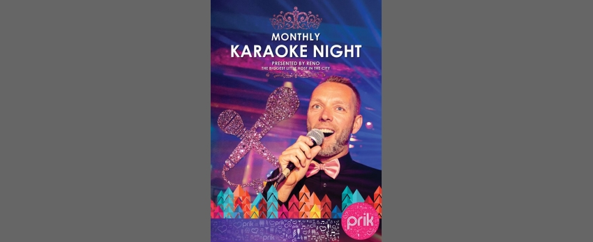Karaoke + Prik's next superstar Semi-Final