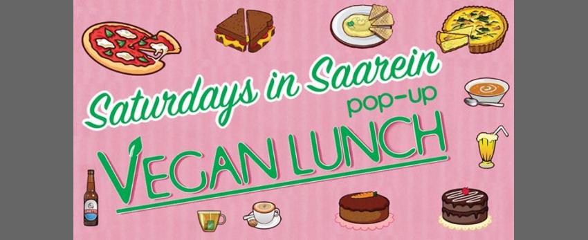 Vegan Lunch at Saarein