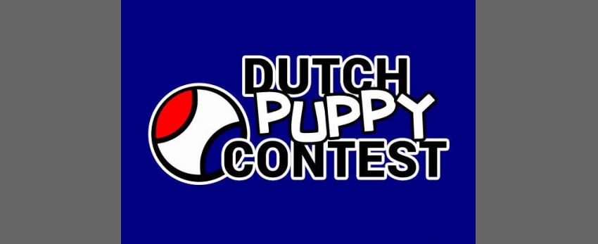 Dutch Puppy Contest 2019 - Meet the contestants
