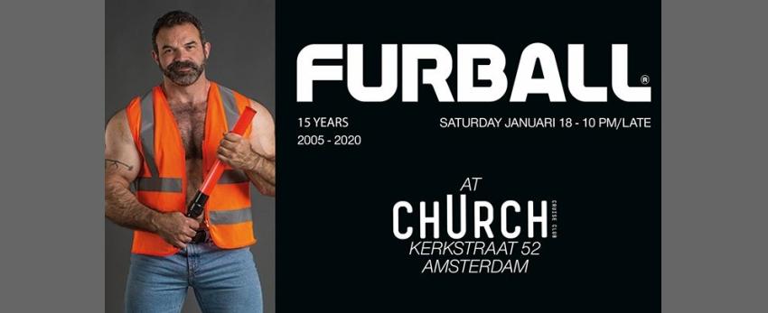 Furball at club chUrch - January 18