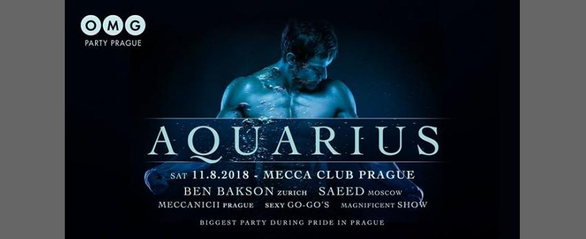 OMG Party - Aquarius