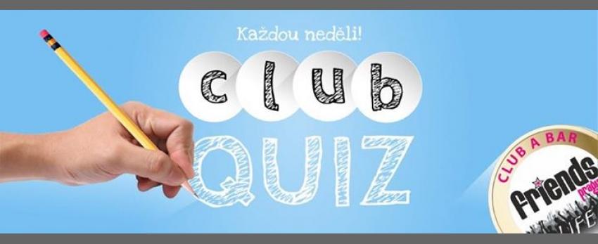 Sunday Club Quiz