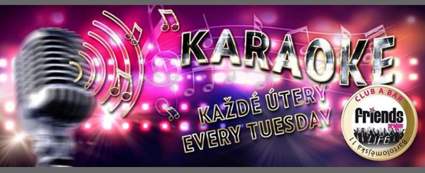 Karaoke Night - MC Pavel / DJ Pierre Marco