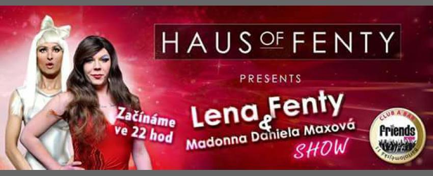 HAUS OF FENTY SHOW(Lena&Madonna)