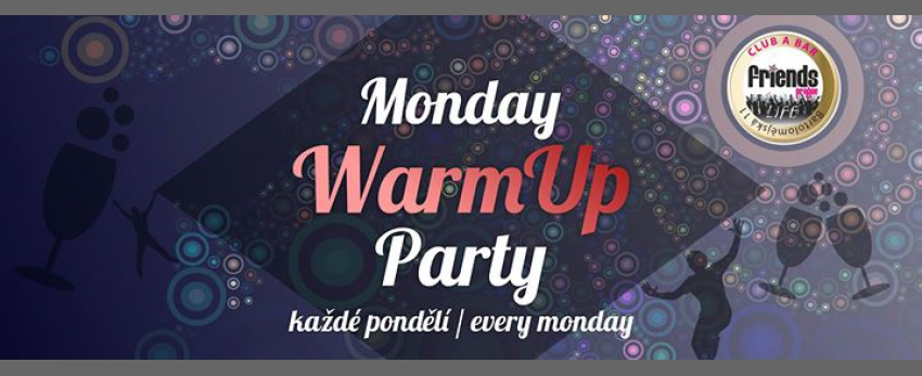 Monday WarmUp Party - DJ Sweder