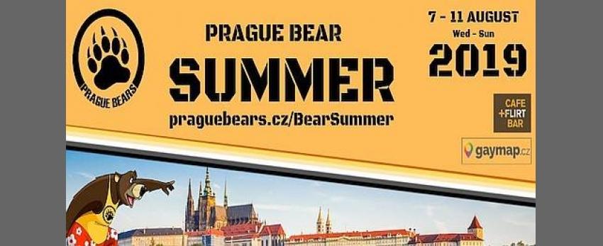 Prague Bear Summer 2019 / Pražské medvědí léto 2019