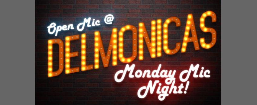 Monday Mic Night: MardiGla Week Kick Off - Open Mic At Dels