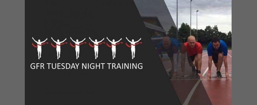 GFR Tuesday Night Training