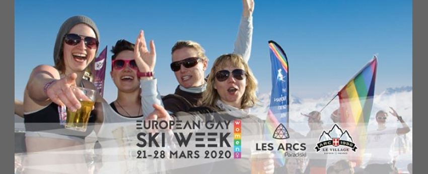 European Gay Ski Week Women Edition 2020!