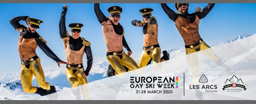 European Gay Ski Week 2020 !
