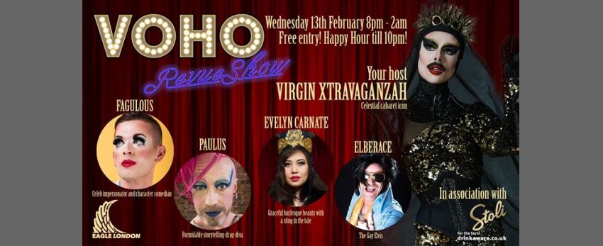 The VoHo Revue Show