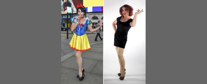 Saturday 24th March Cabaret with Vicki Vivacious & Lola Lasagne