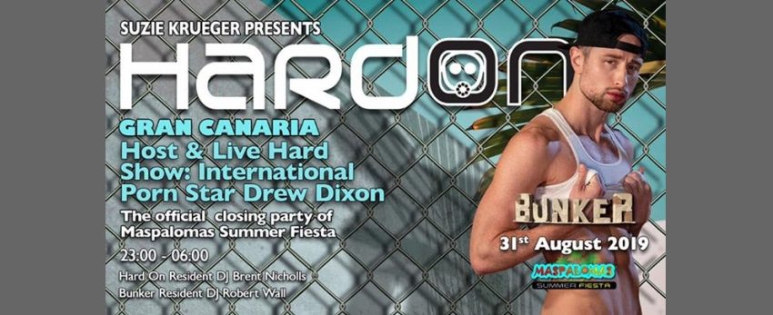 Hard On - Official Closing Party