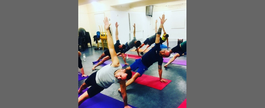 Male Only Yoga- Taster Class